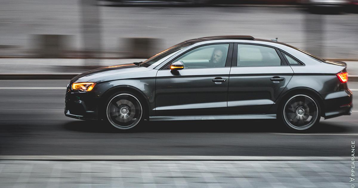 2016 Audi S3 intro