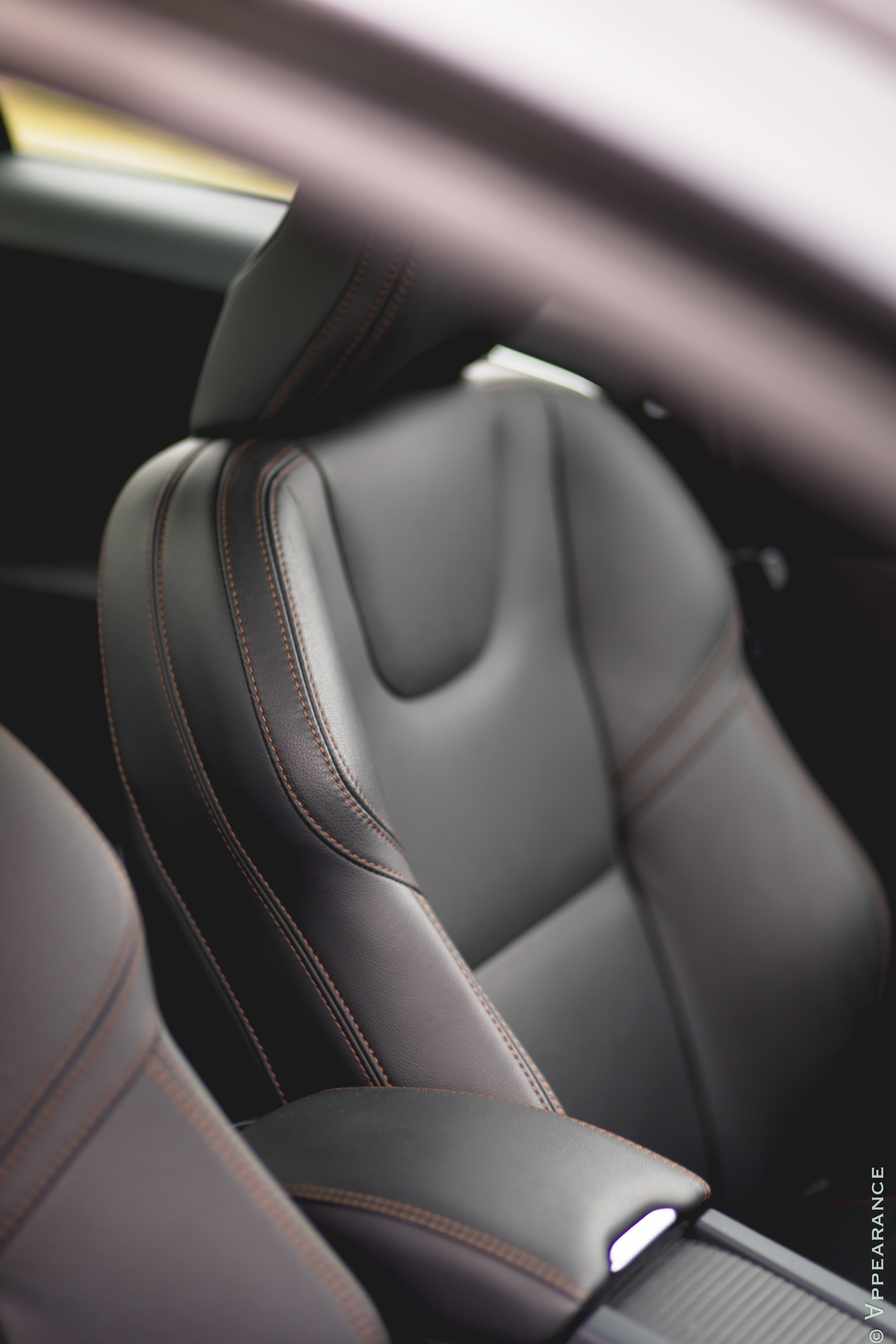 2016 Volvo S60 Cross Country Seats