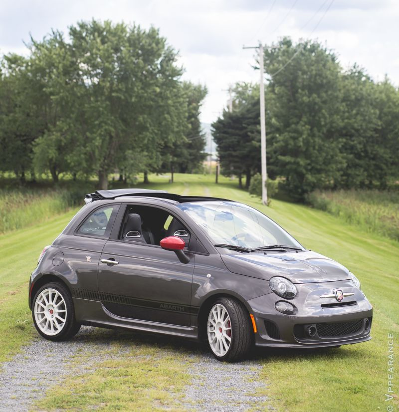 2015 Fiat 500C Abarth: Comprehensive Review