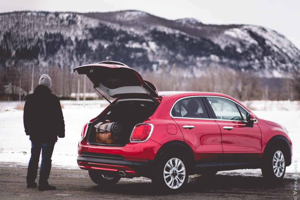 2016 Fiat 500X, William Clavey