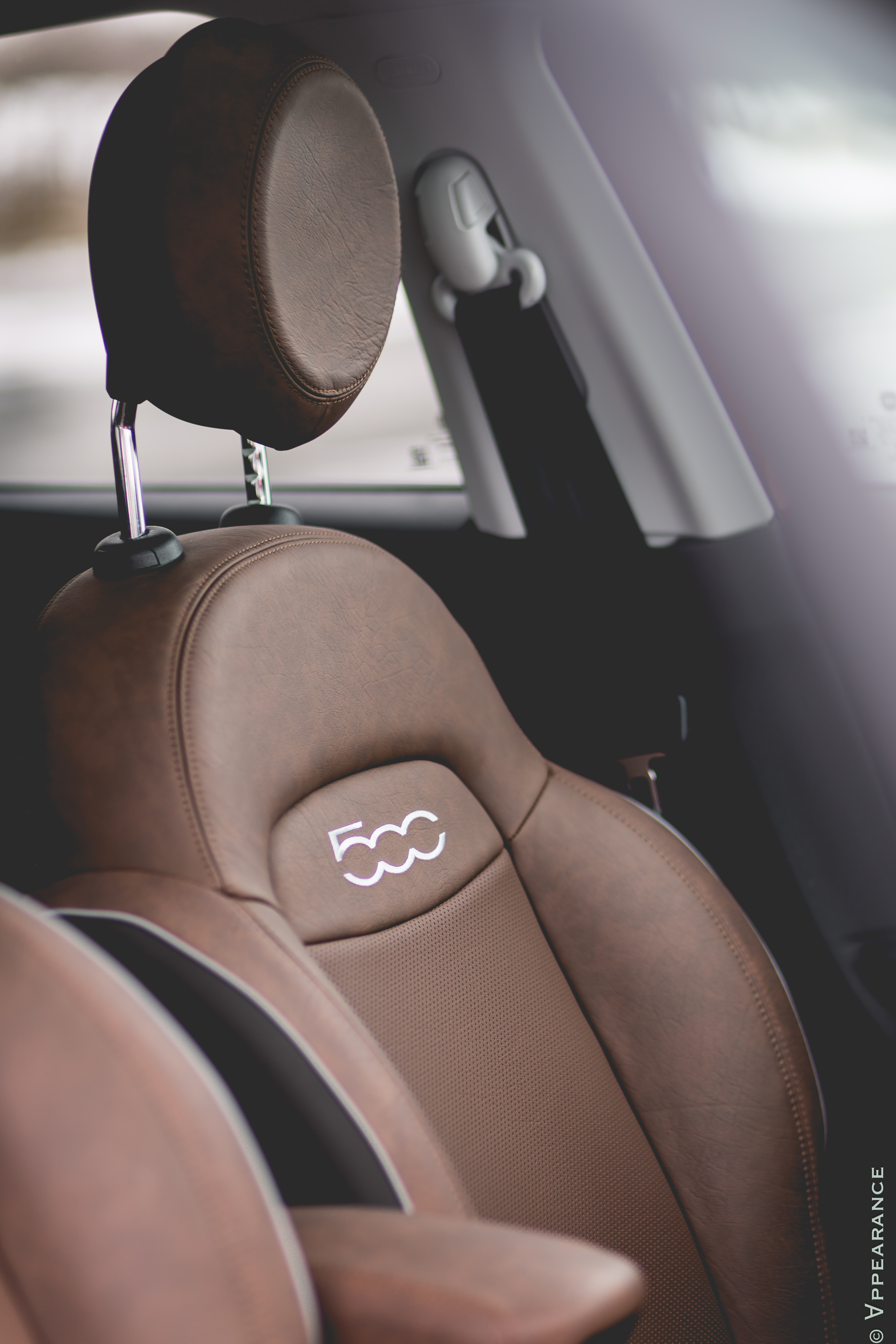 2016 Fiat 500X Interior