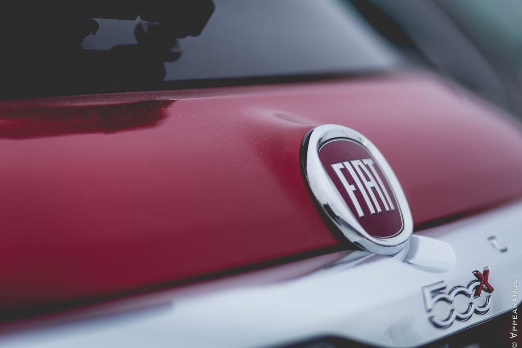 2016 Fiat 500X Logo