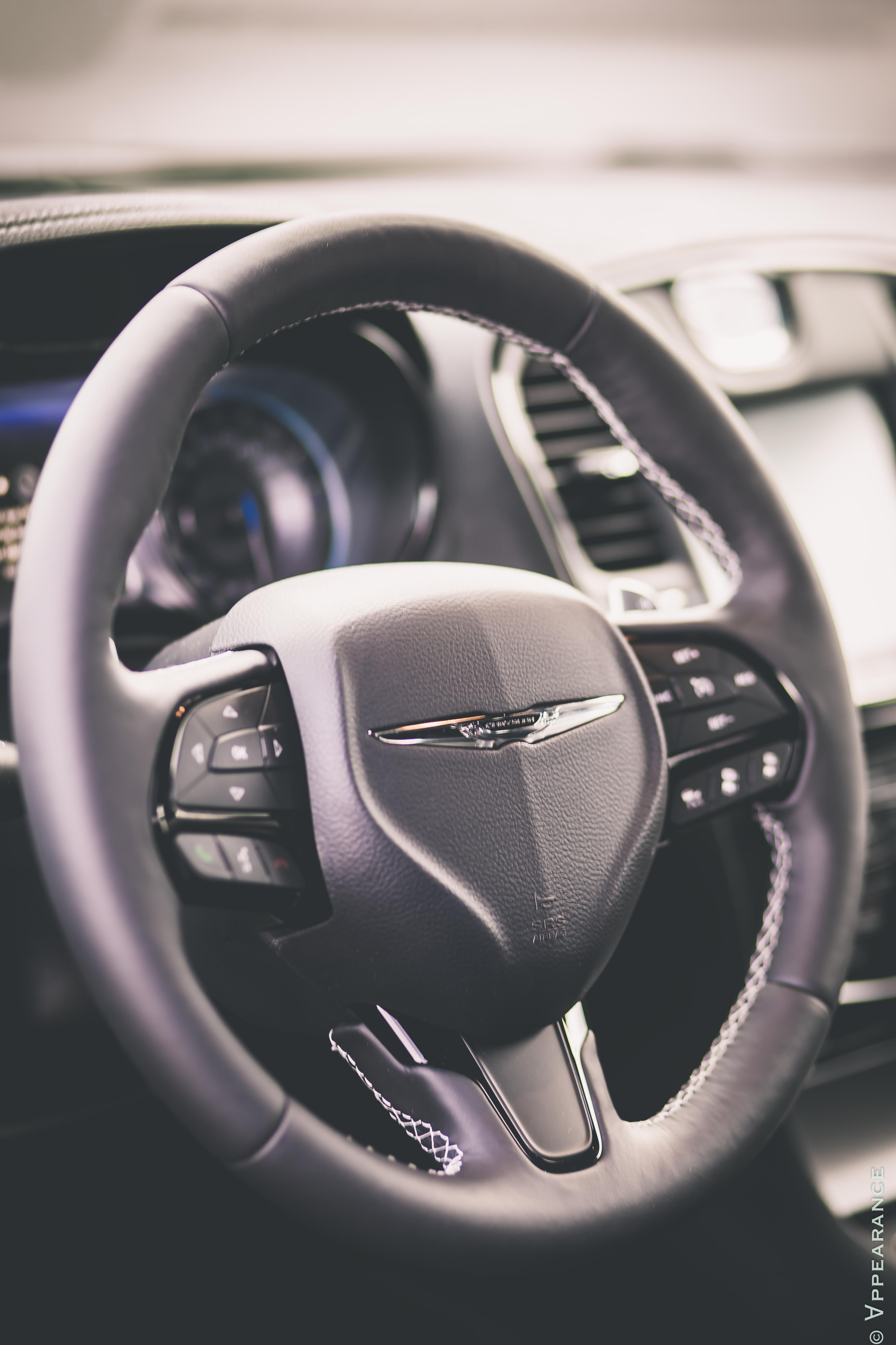 2016 Chrysler 300S Interior