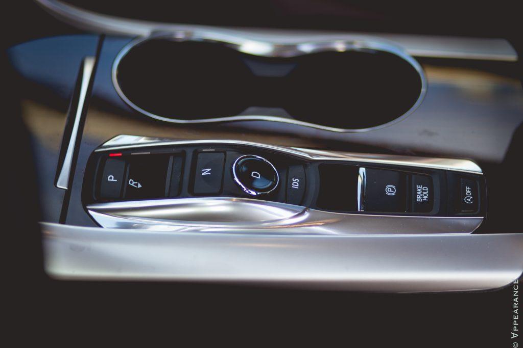 2016 Acura TLX SH-AWD Transmission