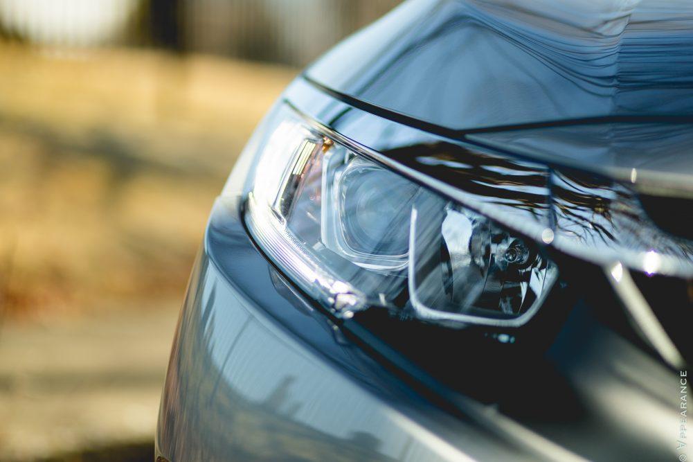 2016 Honda Civic Headlights