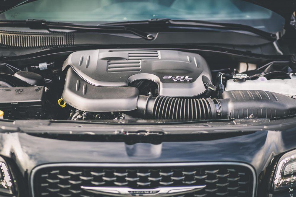 2016 Chrysler 300S Pentastar