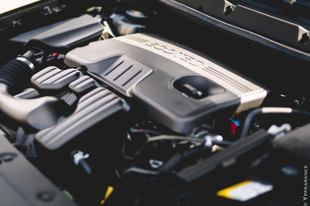 2016 Buick Verano Engine