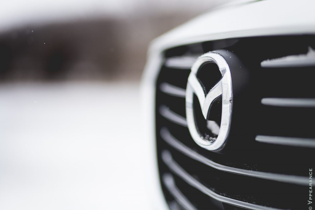 2016 Mazda CX-3 Logo