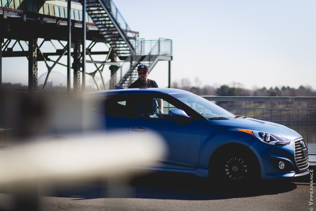 2016 Hyundai Veloster Rally Edition William Clavey