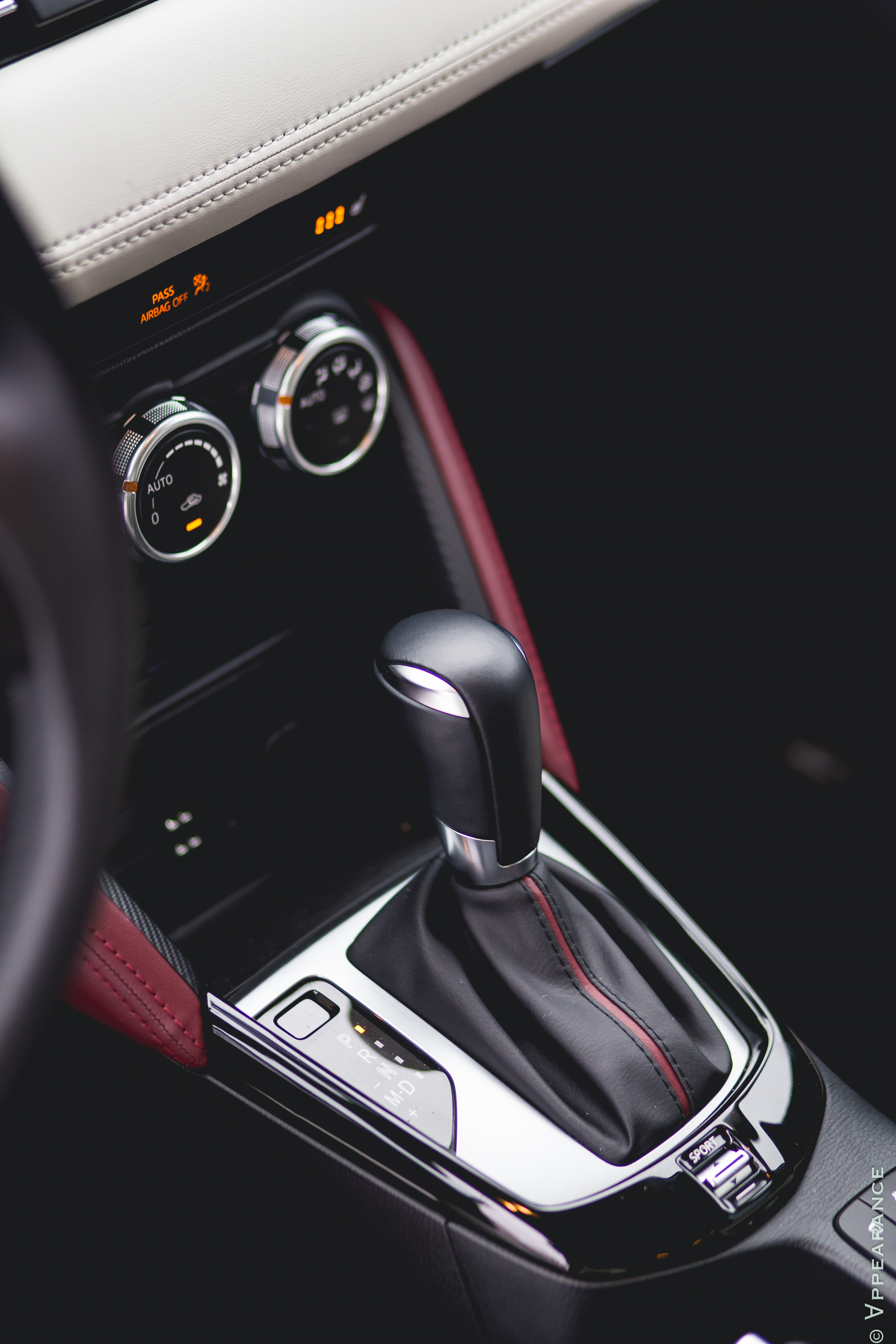 2016 Mazda CX-3 Transmission