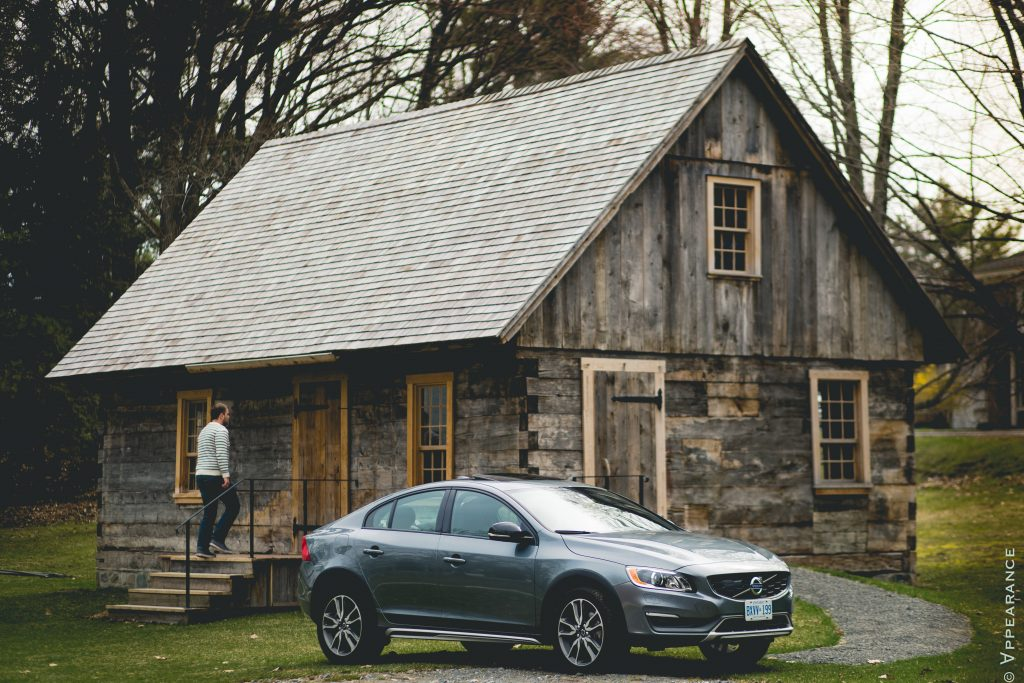 2016 Volvo S60 Cross Country William Clavey