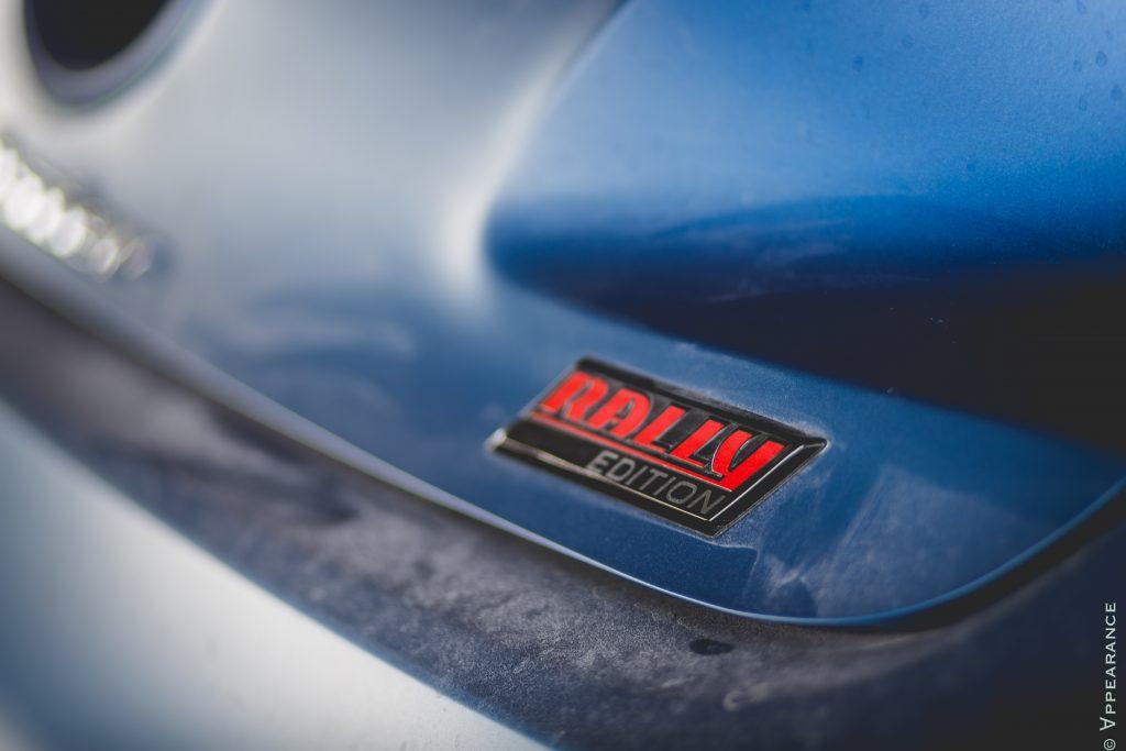 2016 Hyundai Veloster Rally Edition Logo