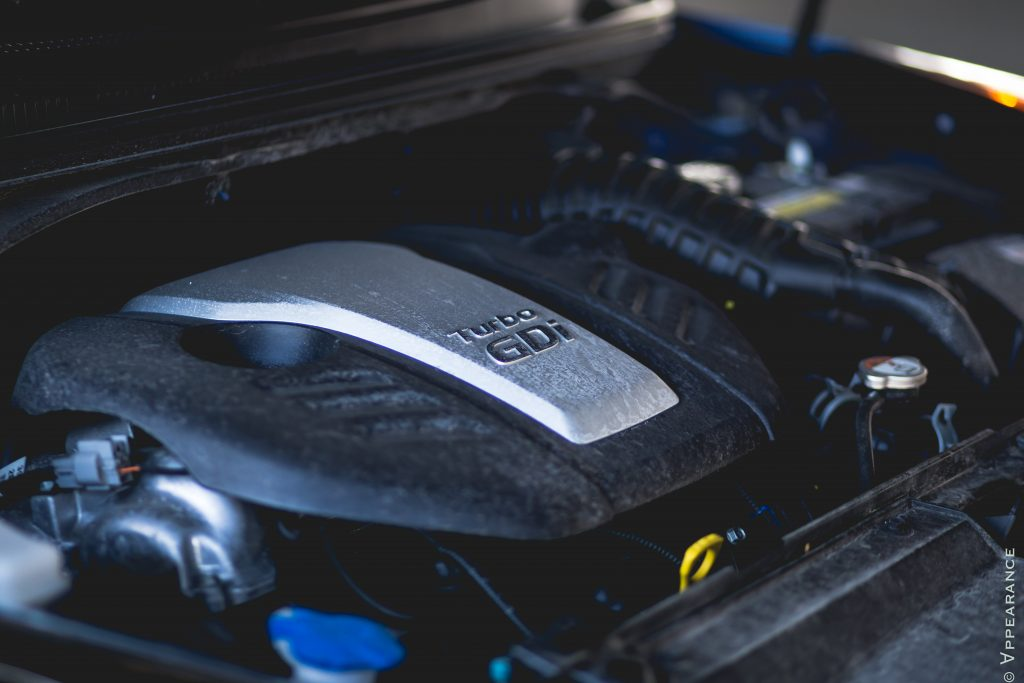 2016 Hyundai Veloster Rally Edition Engine