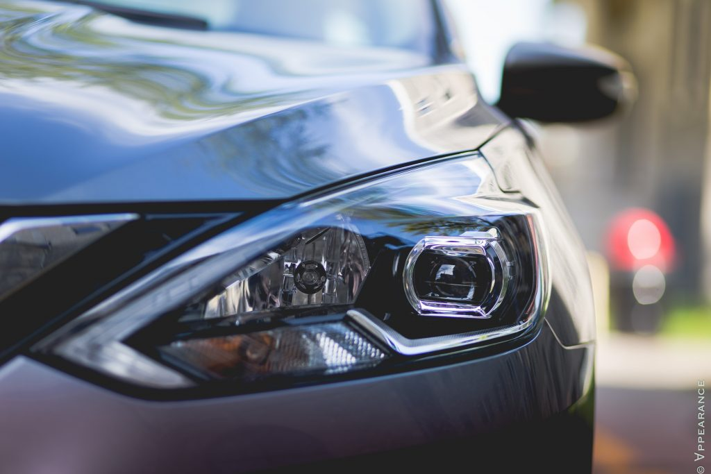 2016 Nissan Sentra Headlights