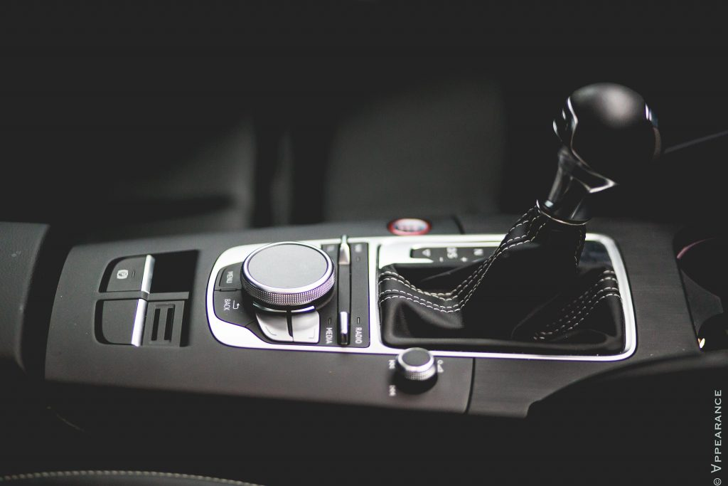 2016 Audi S3 Transmission