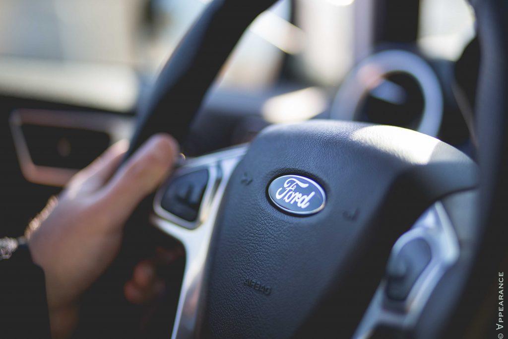 2016 Ford Fiesta ST Steering Wheel