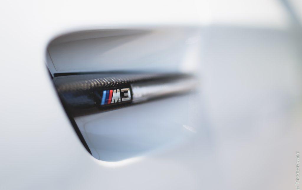 2016 BMW M3 Logo