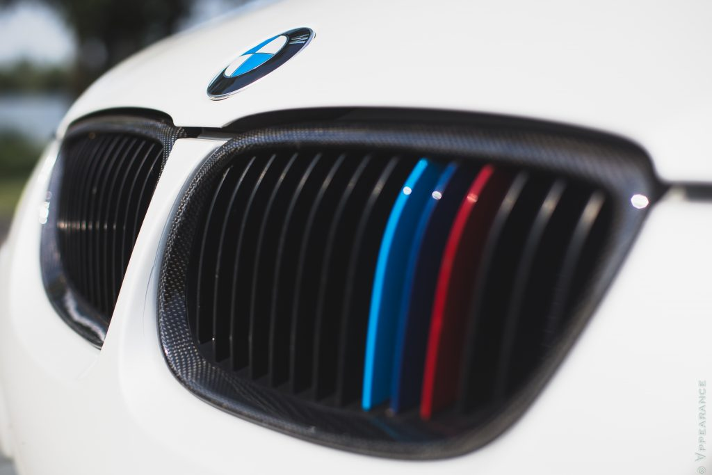 2016 BMW M3 Grille