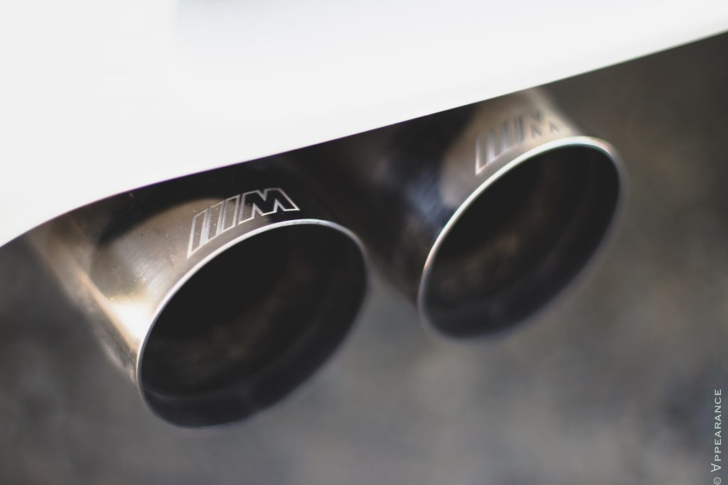 2016 BMW M3 Exhaust