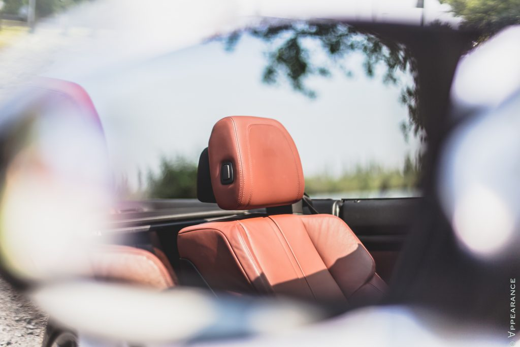2016 BMW M3 Seats
