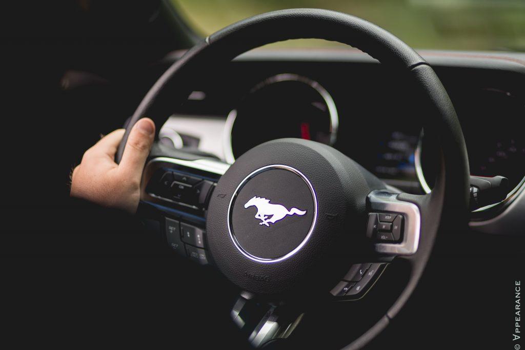 2016 Ford Mustang GT Interior