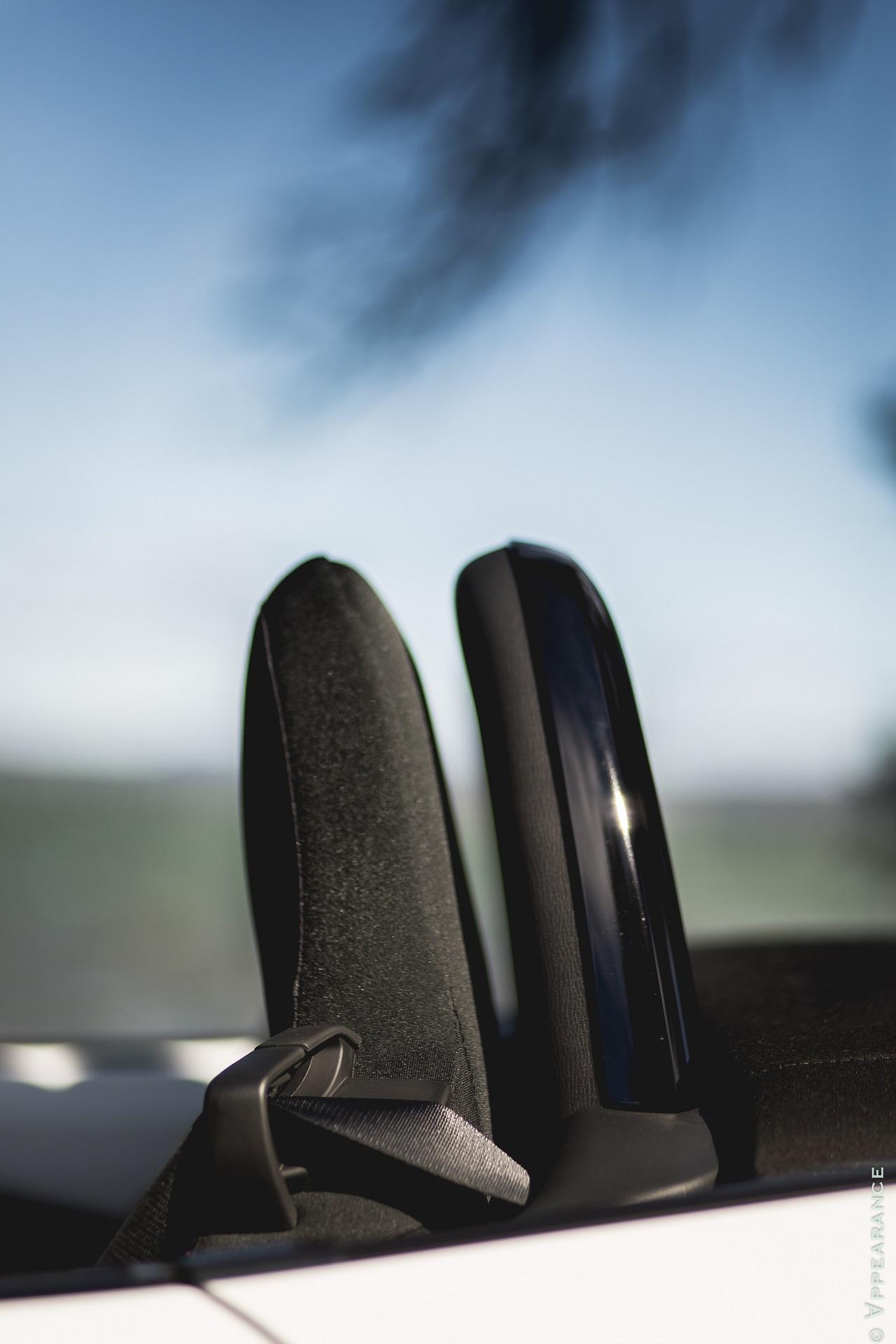 2016 Mazda MX-5 Seats