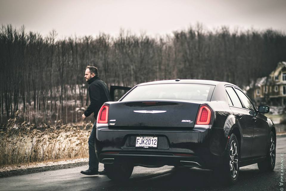 2016 Chrysler 300S William Clavey