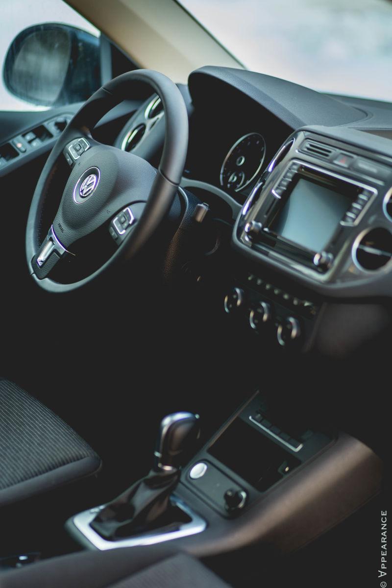 2016 Volkswagen Tiguan Dashboard