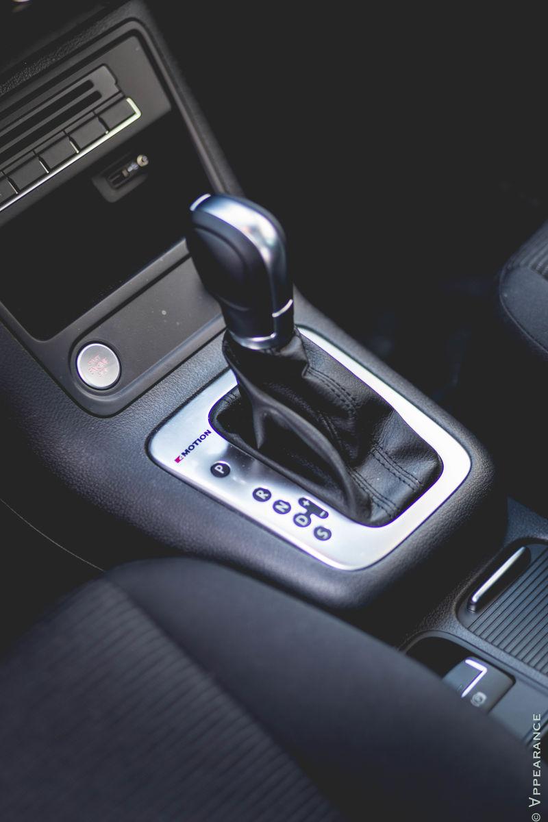 2016 Volkswagen Tiguan Transmission