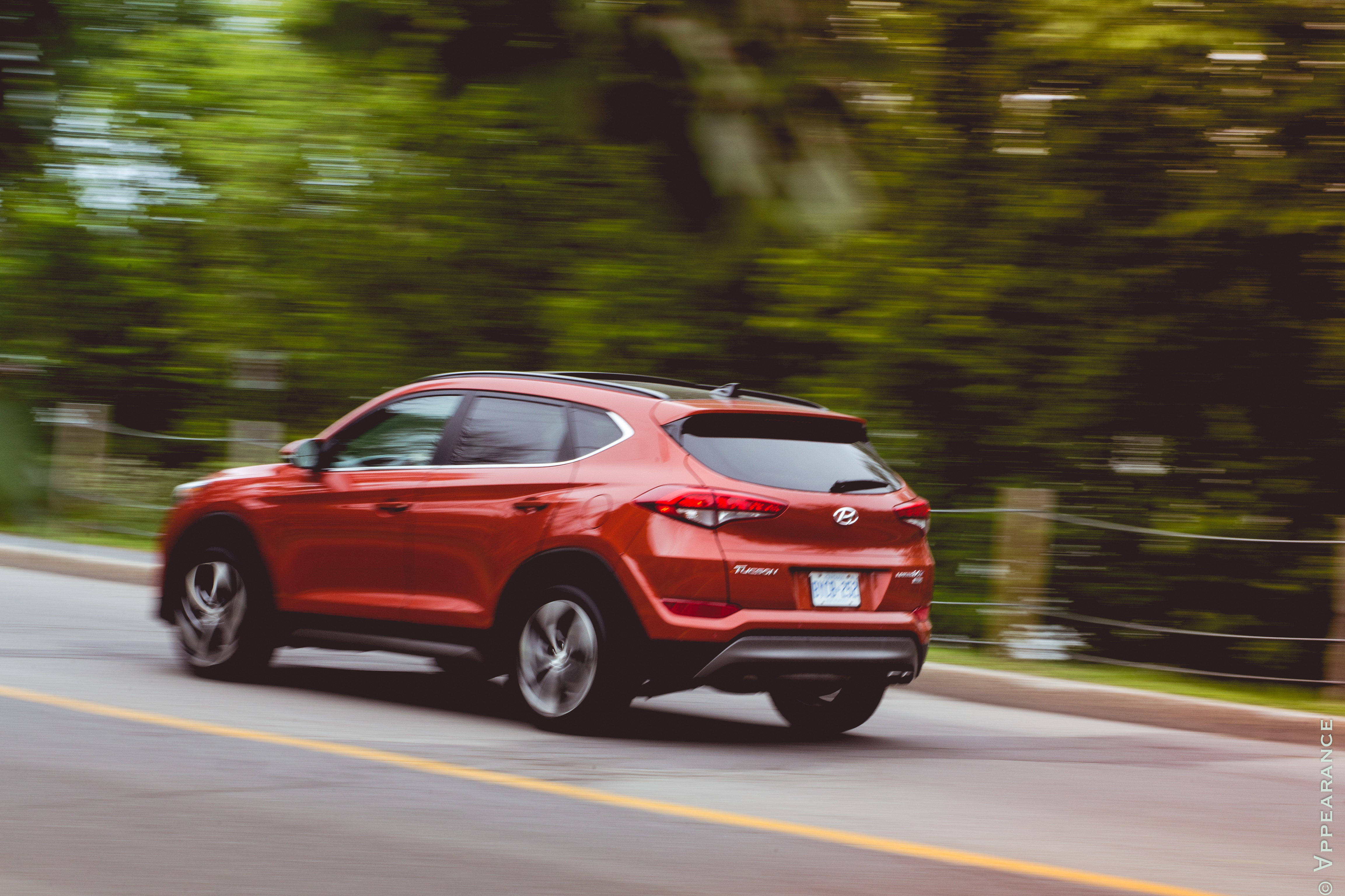 2017 hyundai tucson quick reference guide