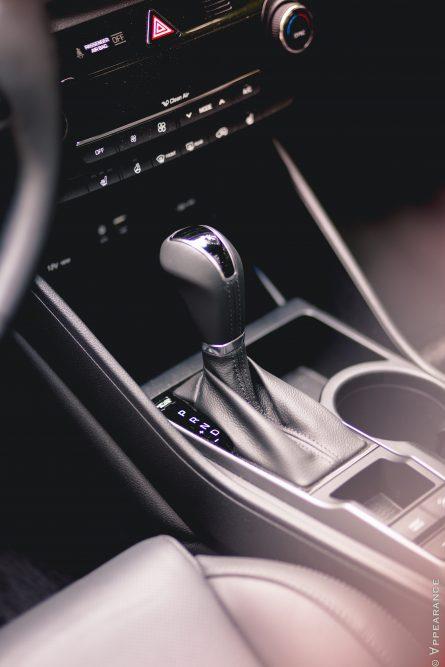 2016 Hyundai Tucson 1.6T transmission