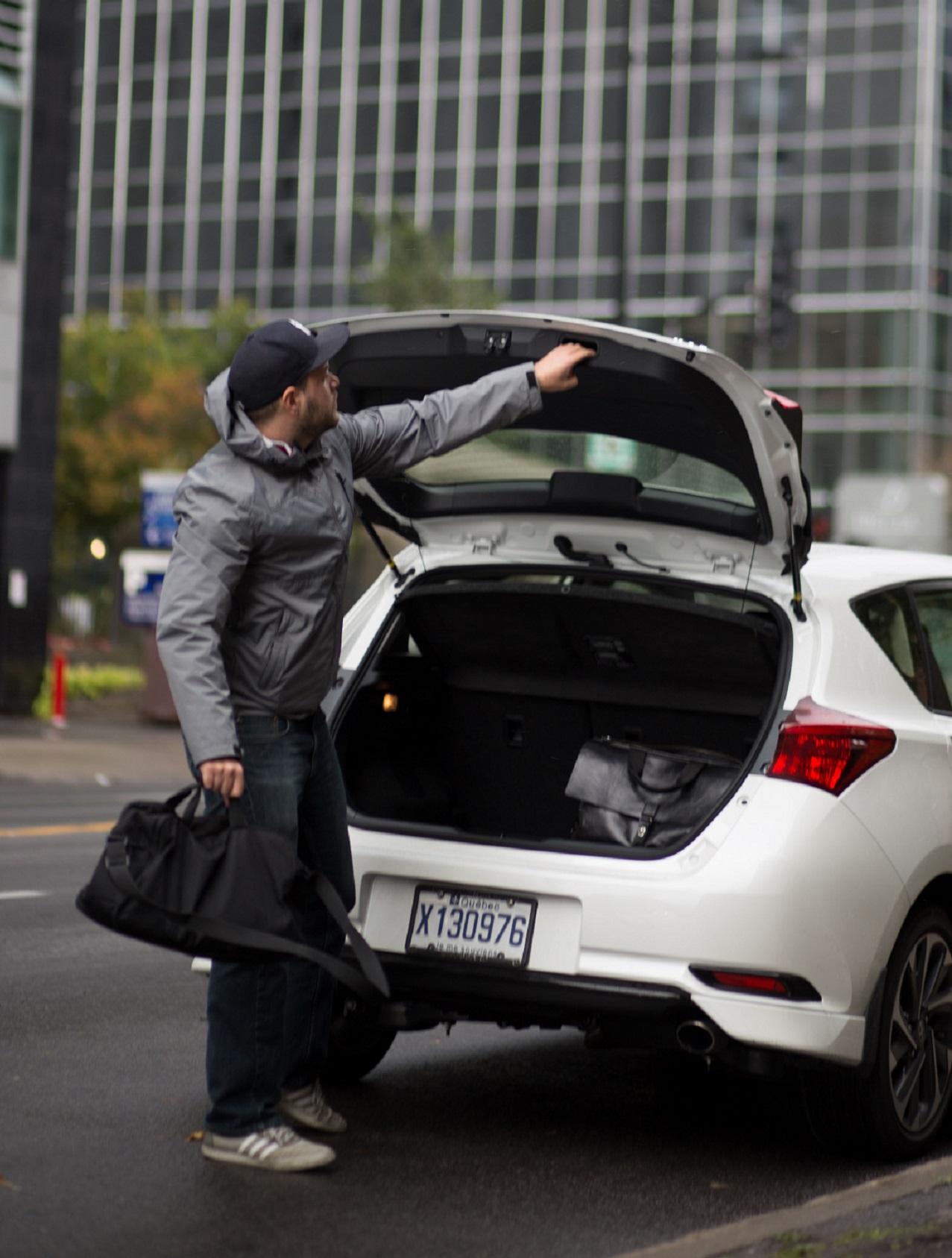2016 Scion Toyota Corolla IM William Clavey