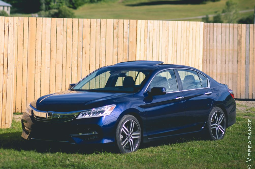 2017 Honda Accord Touring Comprehensive Review