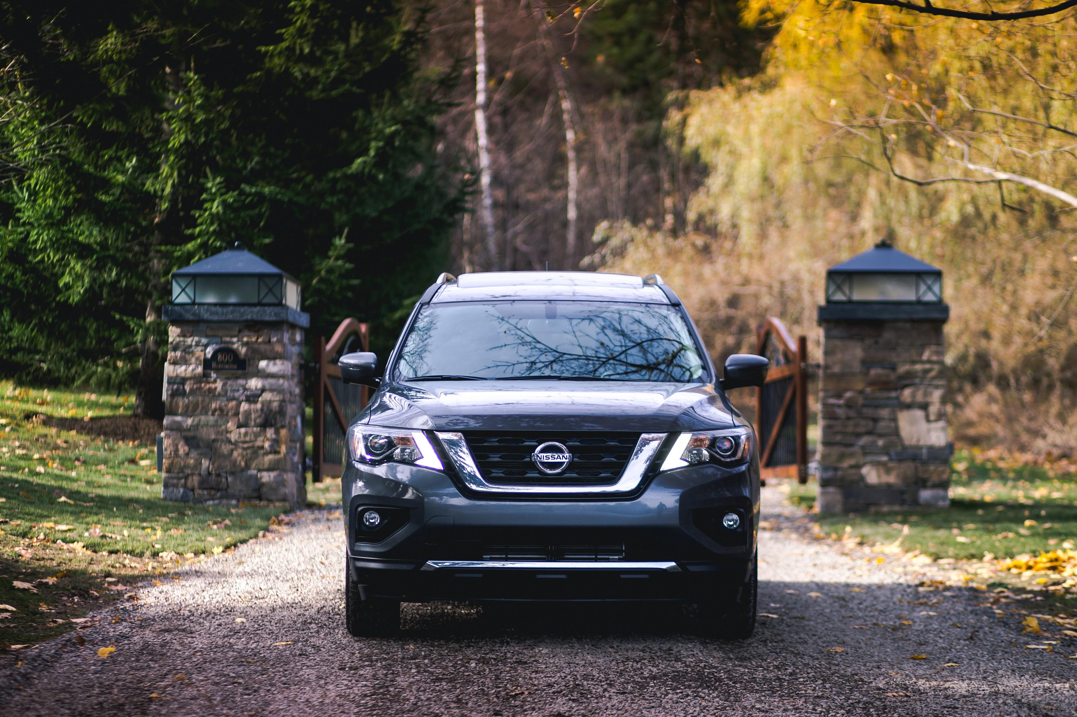 100+ [ Nissan Pathfinder 2017 Interior ] | Nissan ...