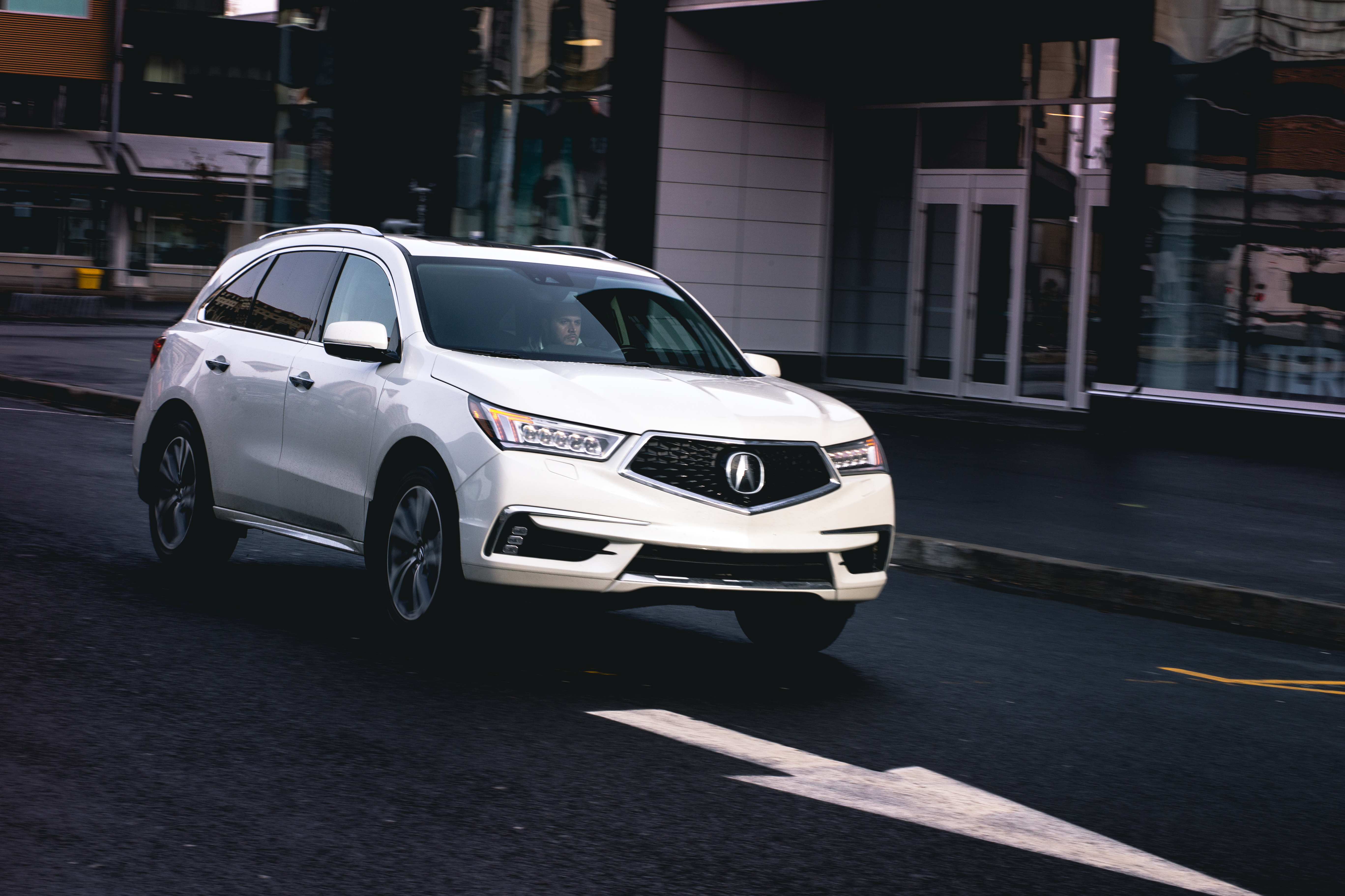 Acura MDX Its Like Wow Claveys Corner - Acura mdx front grill