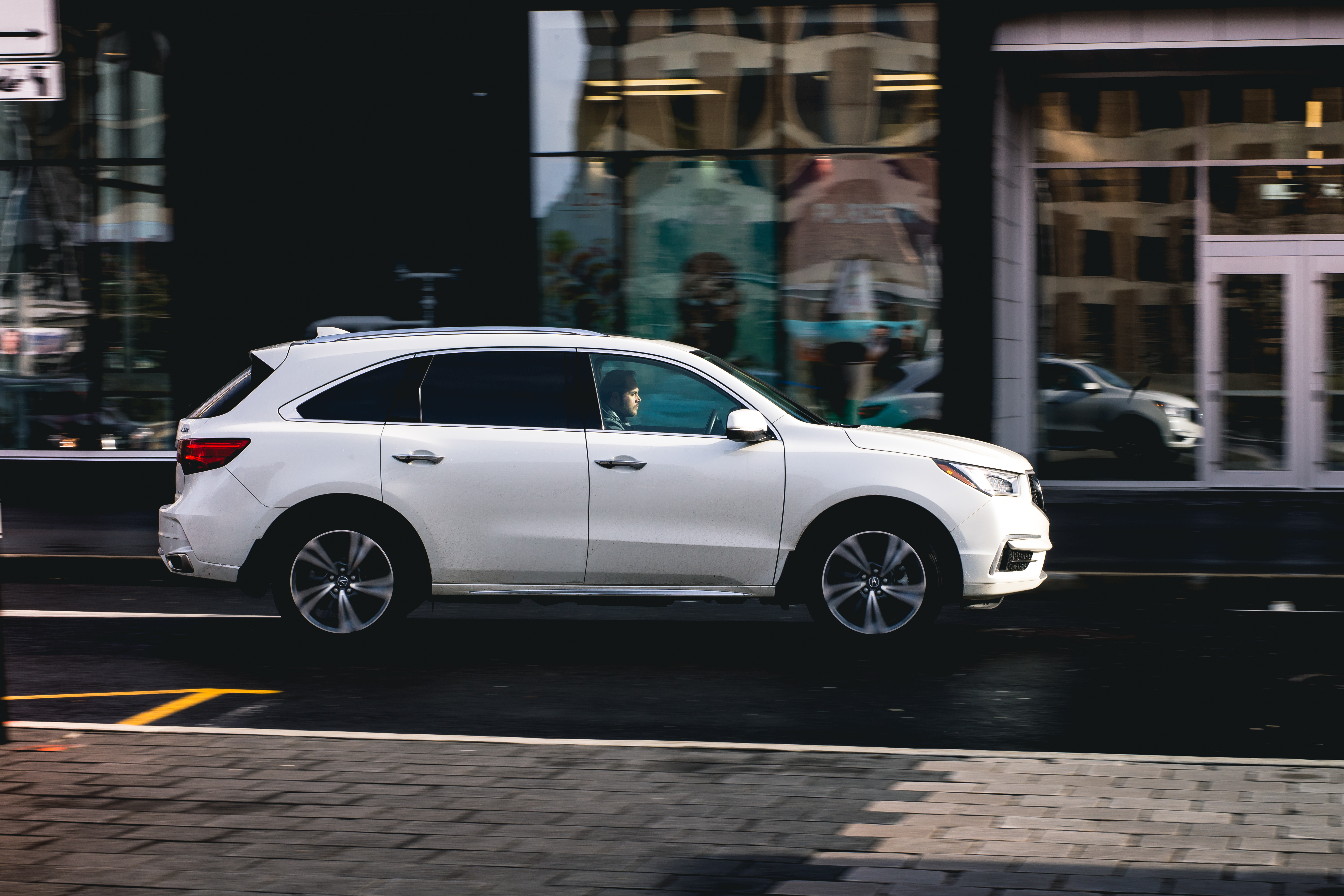 with elite cost test acura reviews driving road review rapha created mdx l suv