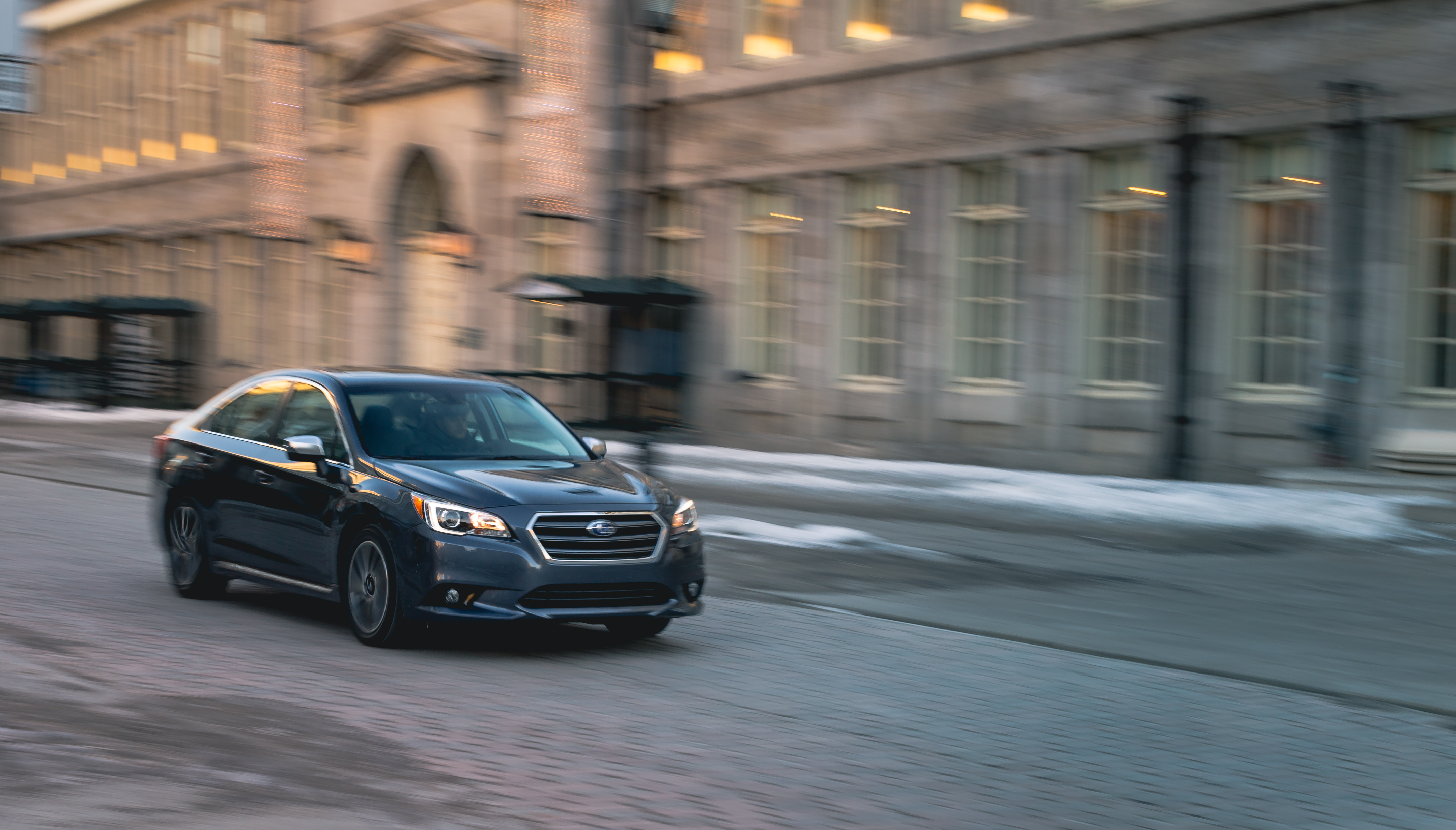 The 2017 Subaru Legacy is the Rally Bred Midsize Sedan You ll Never