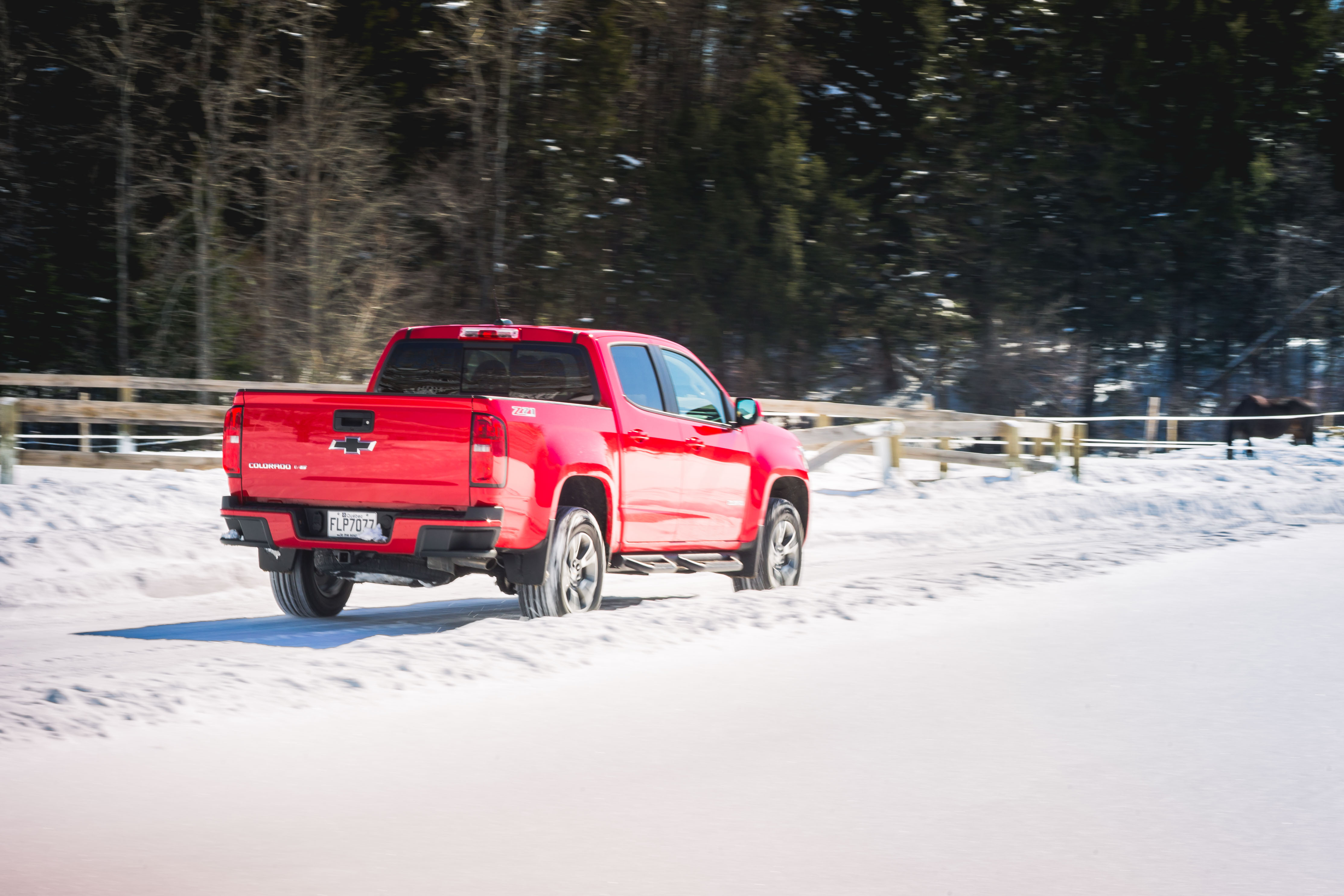 2017 Chevrolet Colorado Z71: Small Doesn't Mean Without Nerve