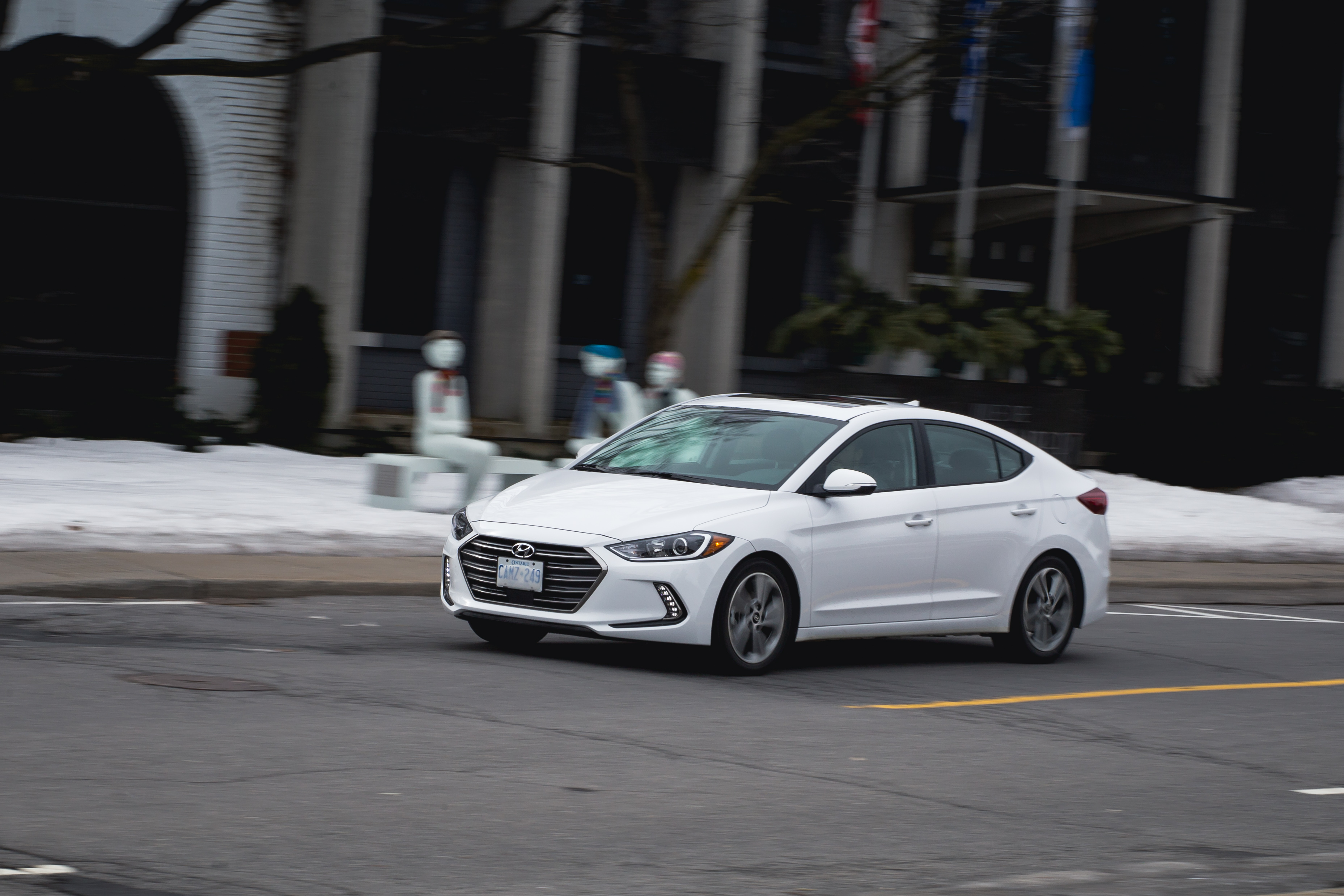 The 2017 Hyundai Elantra is a Car I\'d Have My Mother Buy