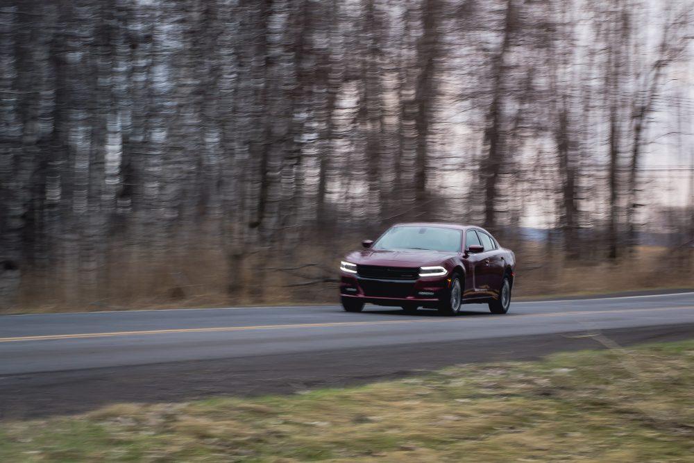 2017 Dodge Charger Rallye