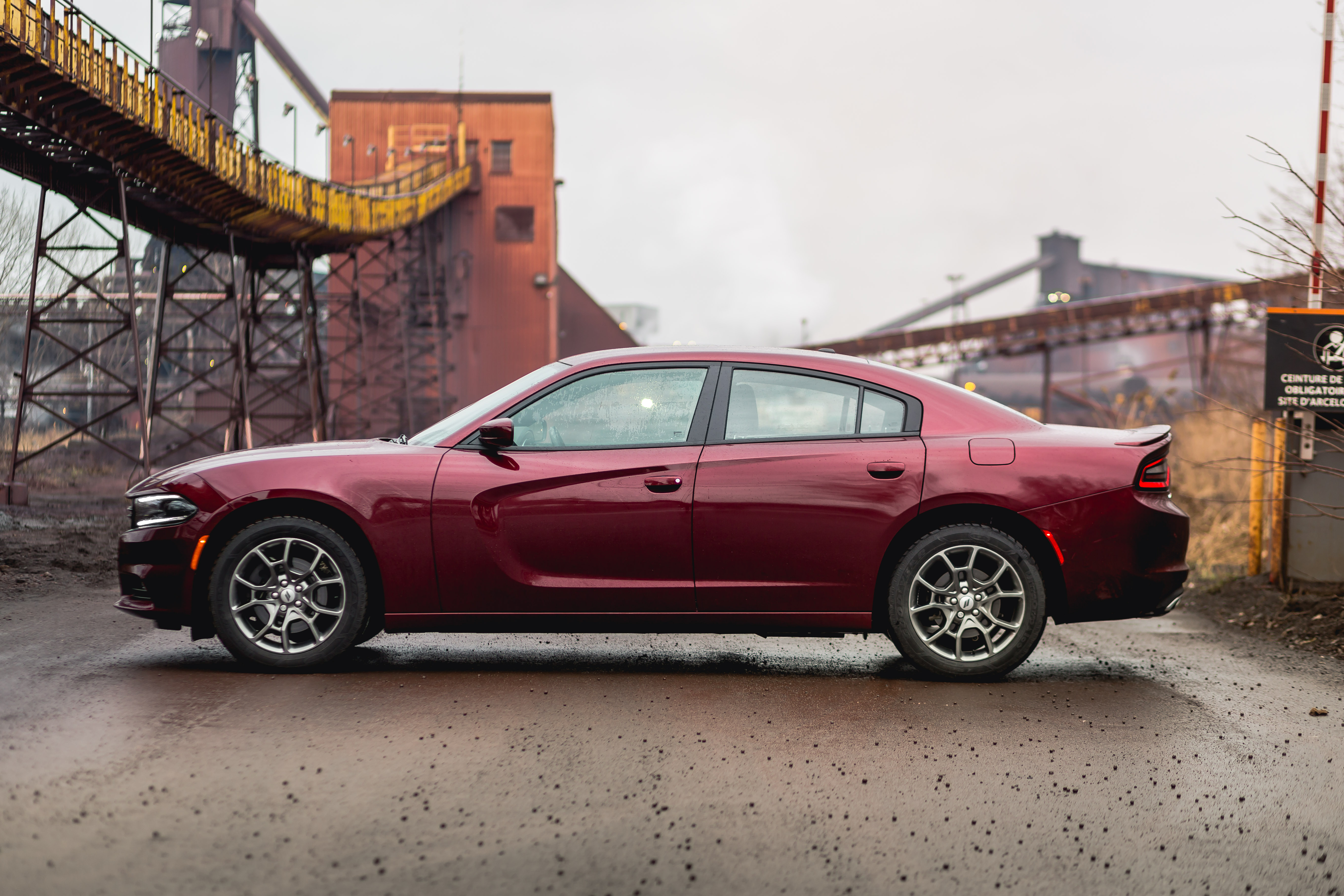 This Charger Is Not The Rally Car Dodge Wants You To Believe 1969 Differential 2017 Rallye