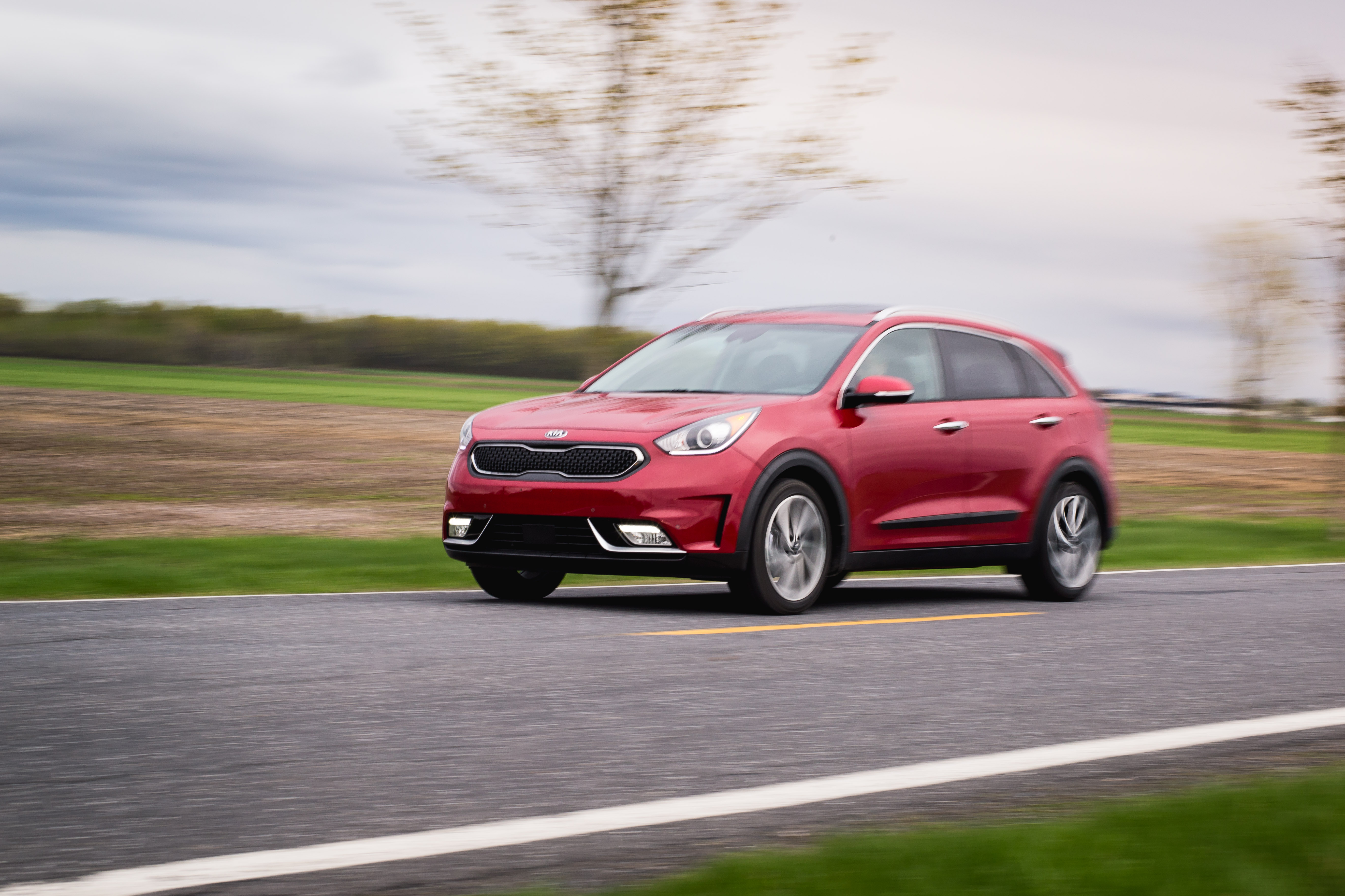 2017 Kia Niro What s A Crossover Supposed To Be