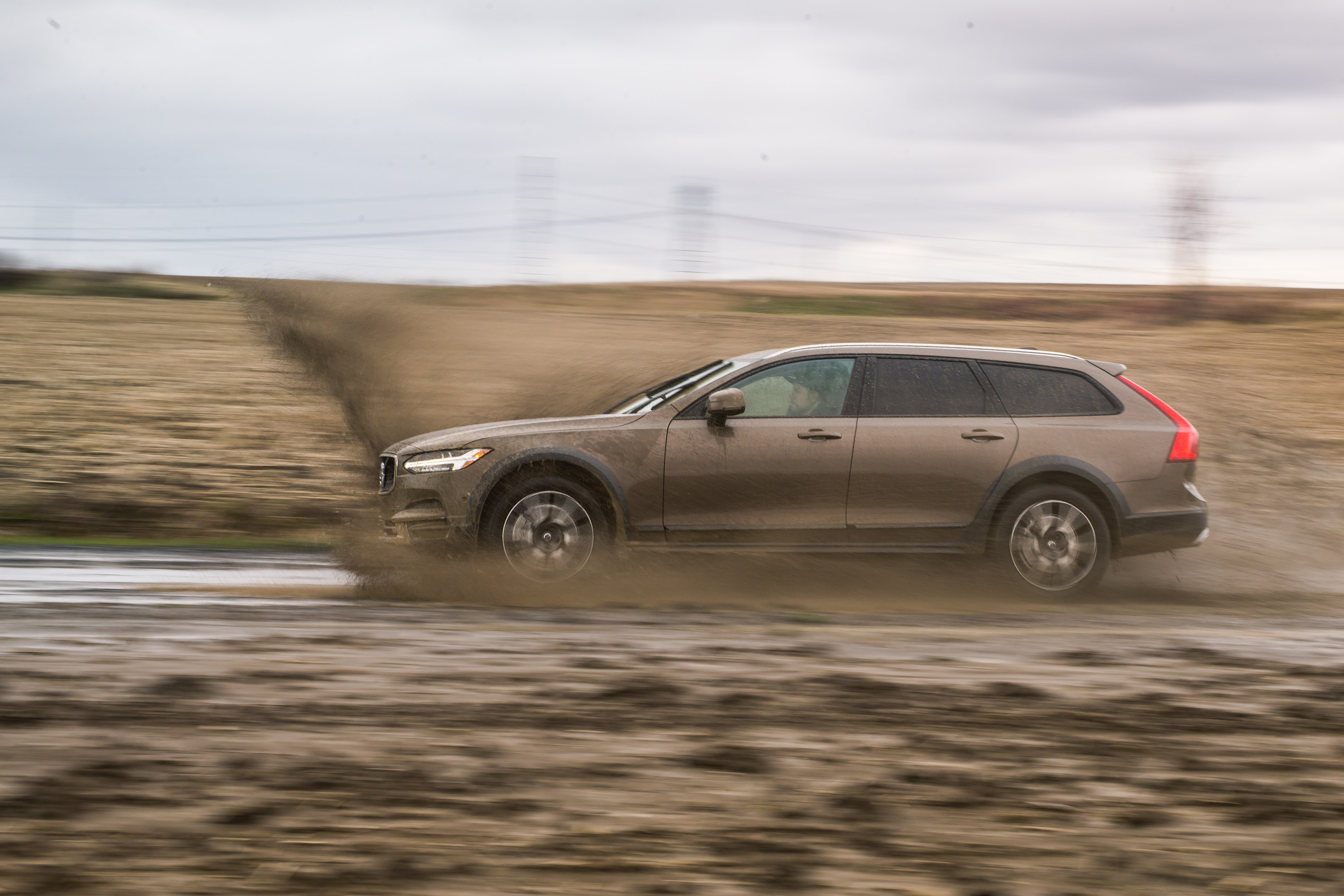 2017 volvo v90 cross country: go brown or go home | clavey's corner
