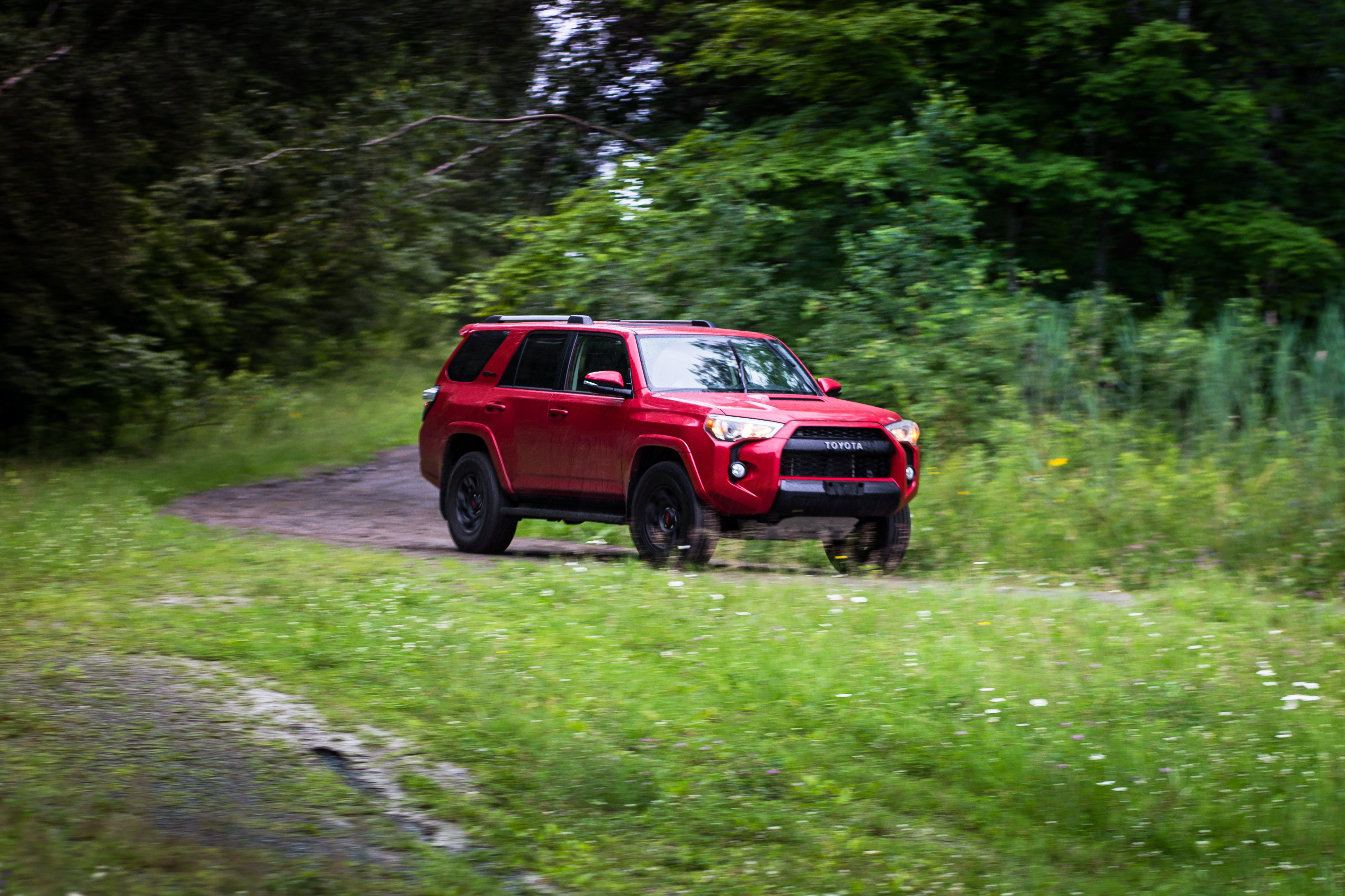The 2017 Toyota 4Runner TRD Pro Is One Of The Last True SUVs