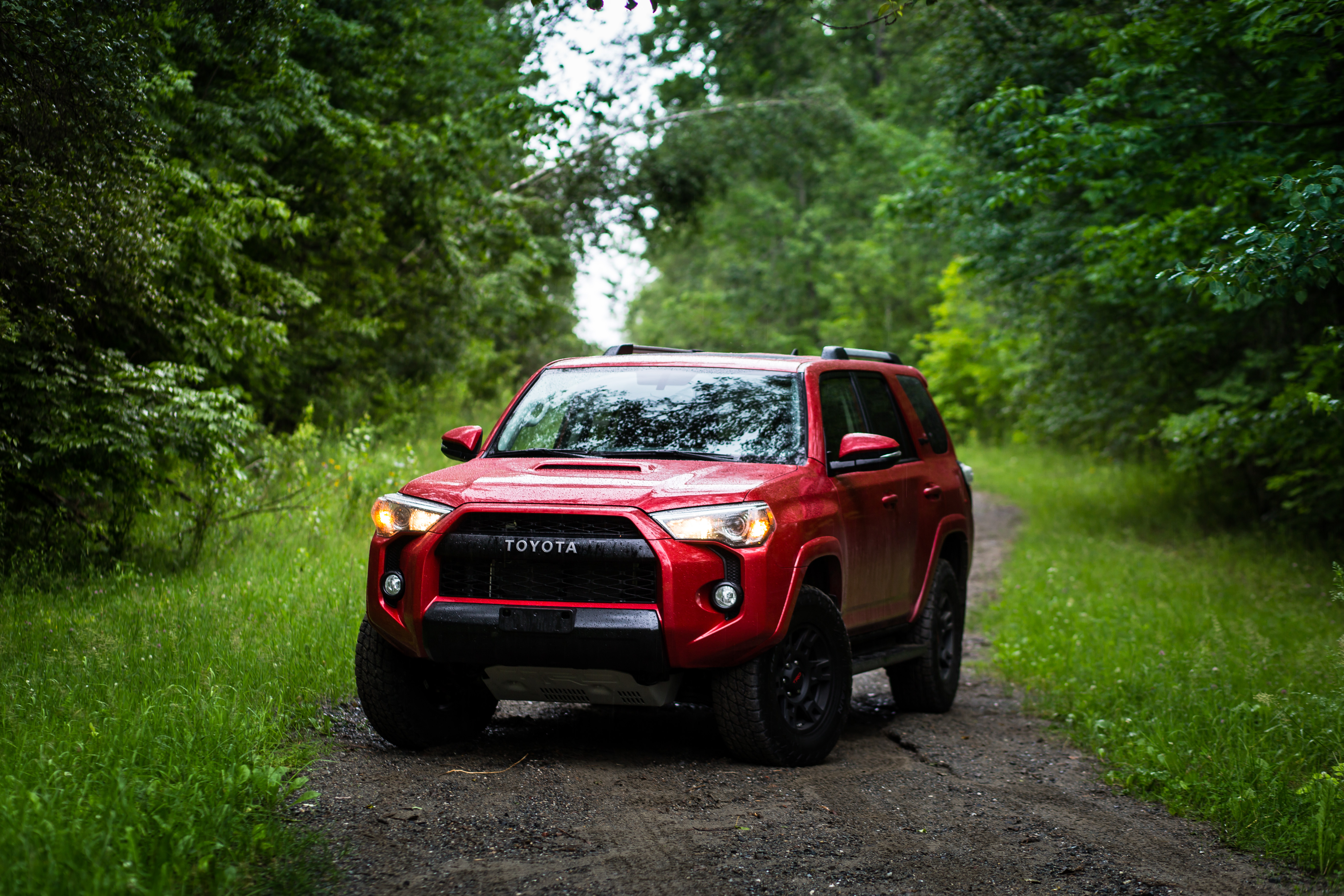 This One S Been Around The Block 2017 Toyota Trd Pro