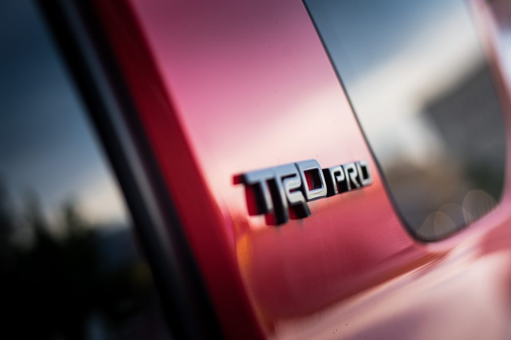 2017 Toyota TRD Pro