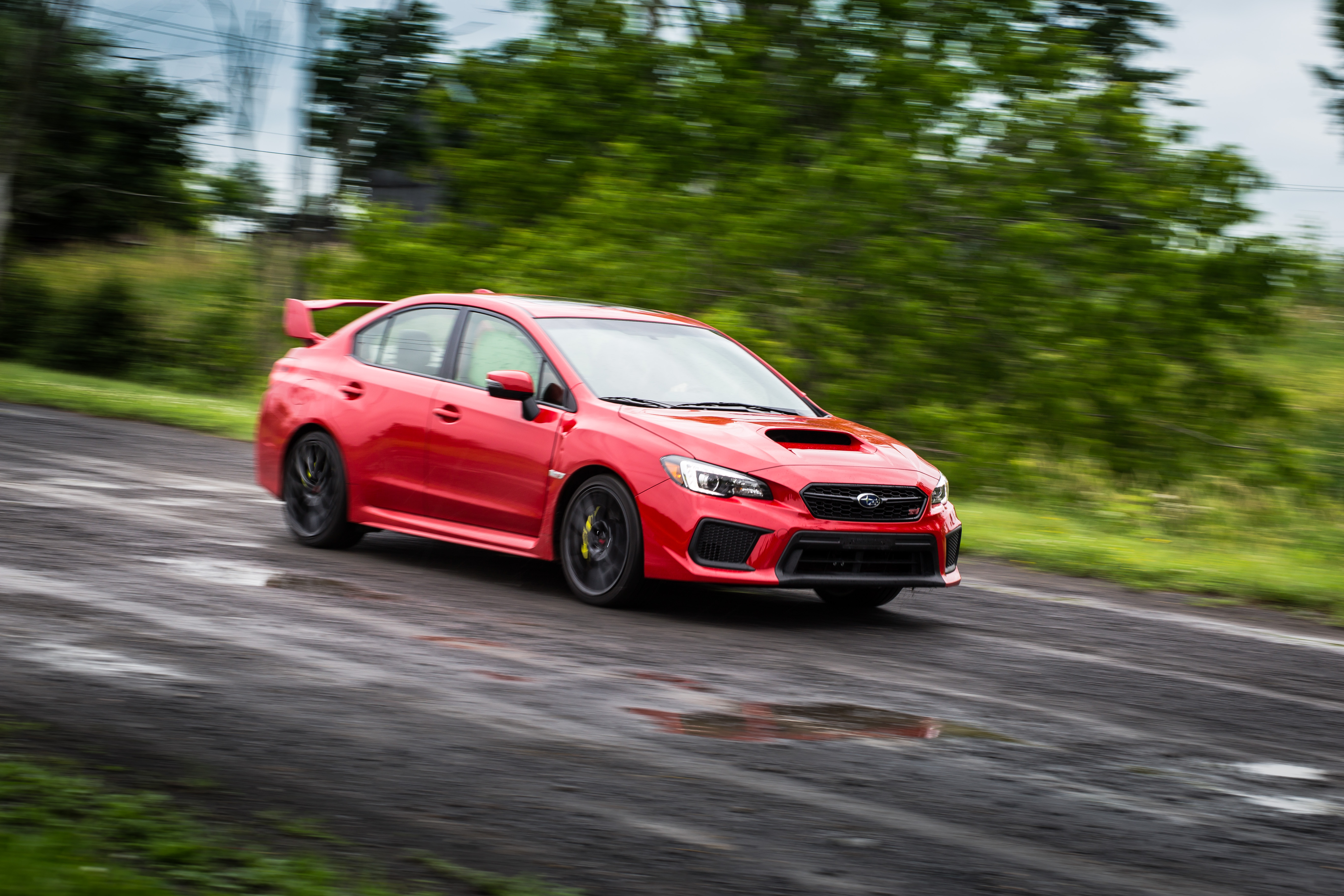 2018 Subaru WRX STI: I'll Be Your Driver
