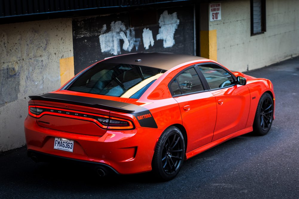 2018 Dodge Charger Daytona 392