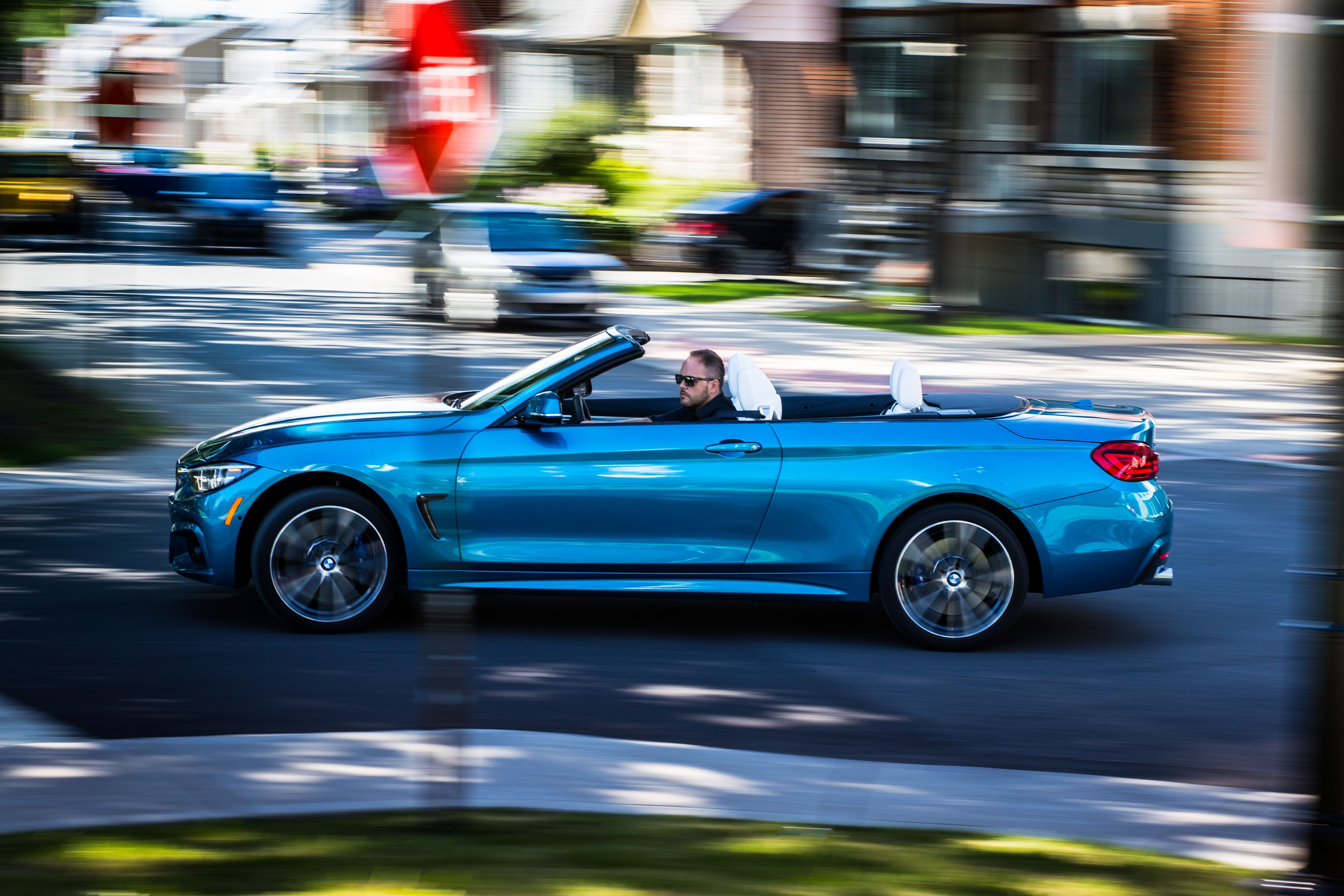 2018 BMW 440i Cabriolet: The Flamboyant Exhaust Farter