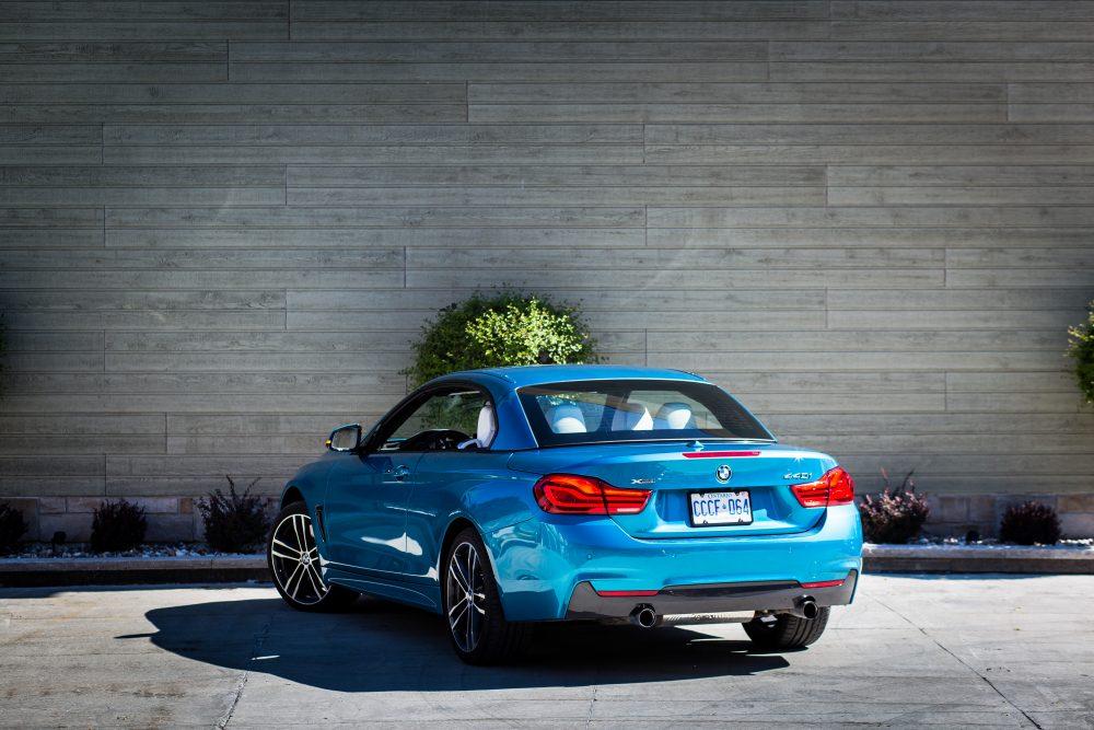 2018 BMW 440i Cabriolet